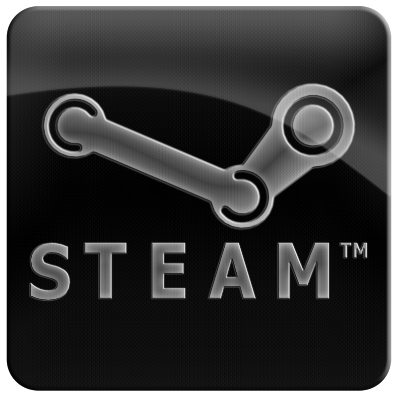 Steam Logo by WSMarkHenry on DeviantArt