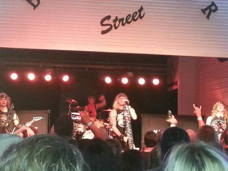 Corpus Christi TX rock concert at da bar