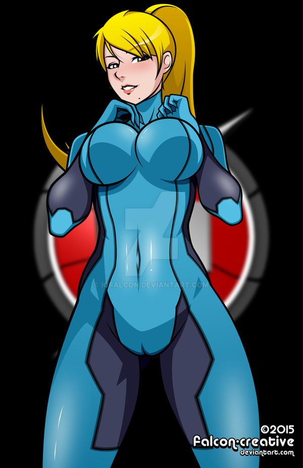 Zero Suit Samus Nude Texture Hack 74