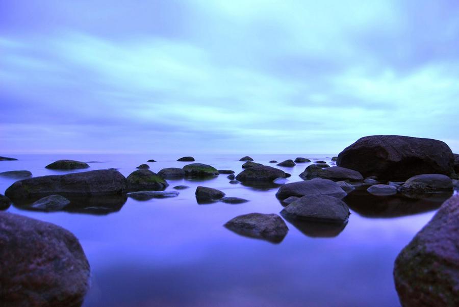 the sea of rocks. by kipakapa