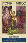 Utopian Tattoo poster. by glowcat