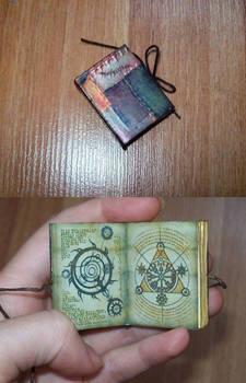 TES V: Skyrim mini-book - Oghma Infinium