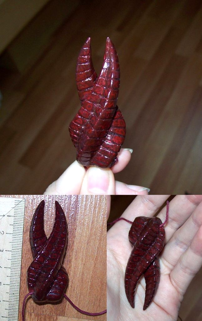 Dead Space: Red Marker mini by Sereniti-Dragonheart