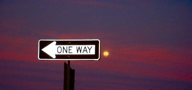 One Way by seedcorr53
