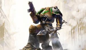Defender Space Marine