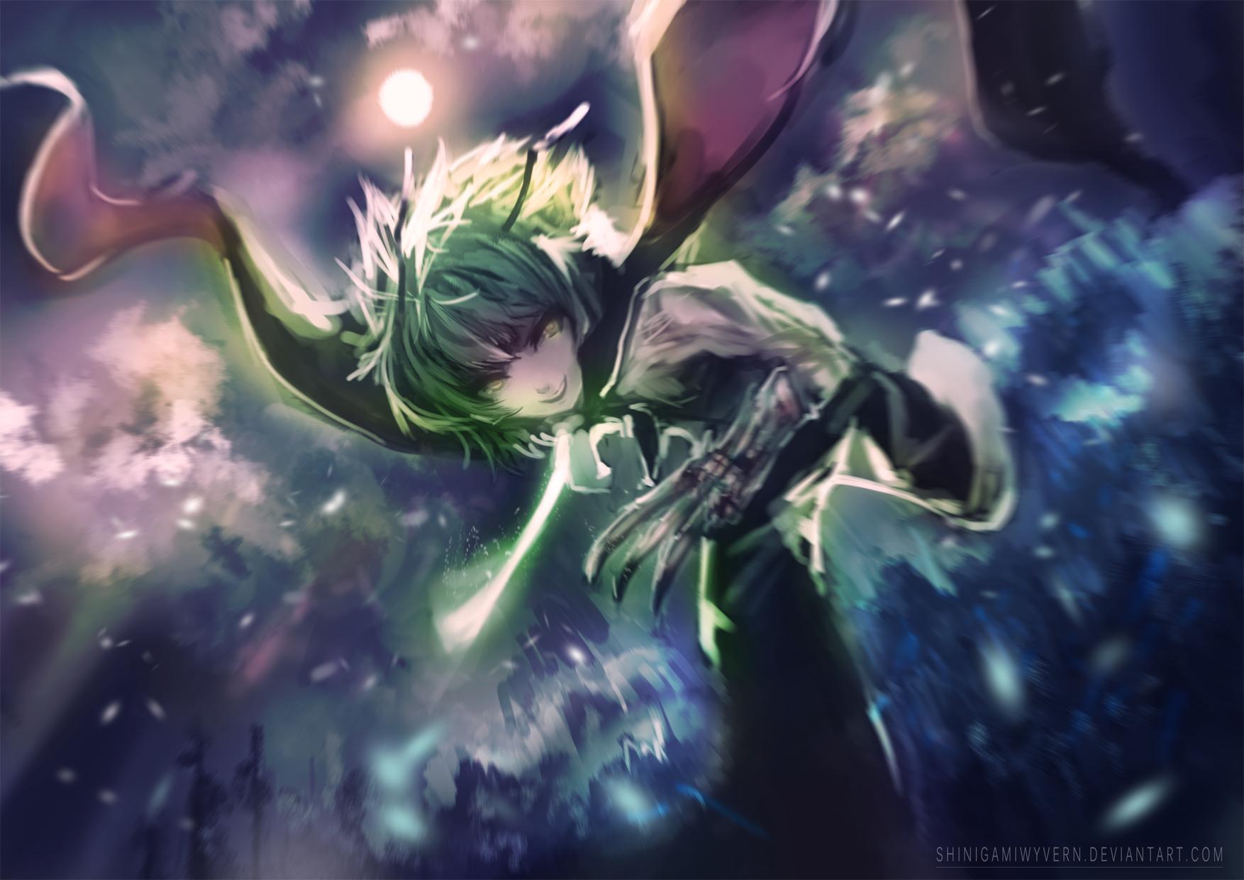 LIGHTSABER UNF by Shinigamiwyvern