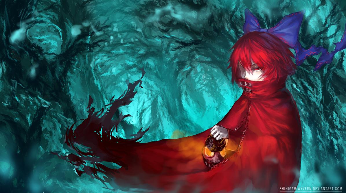Lost Shadow by Shinigamiwyvern