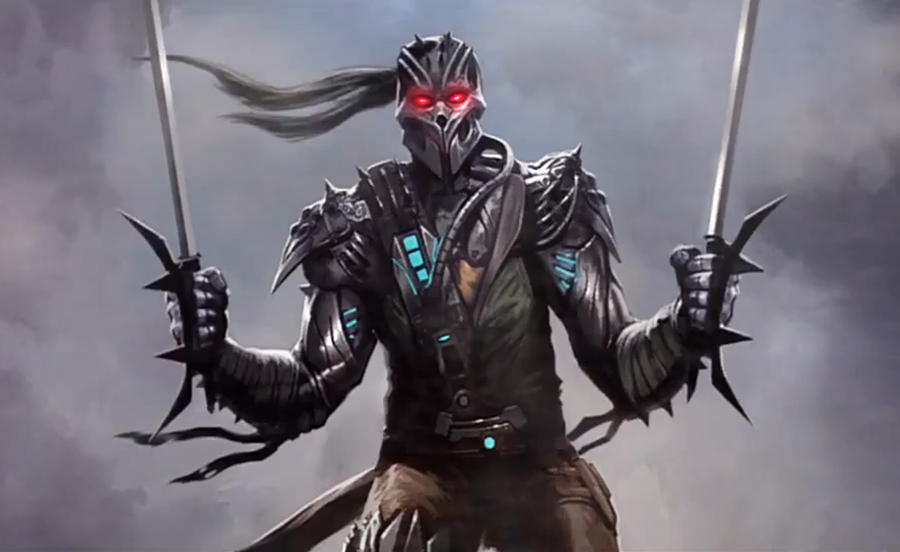Kabal Future Mk10 costume by ShabaazKhan on DeviantArt