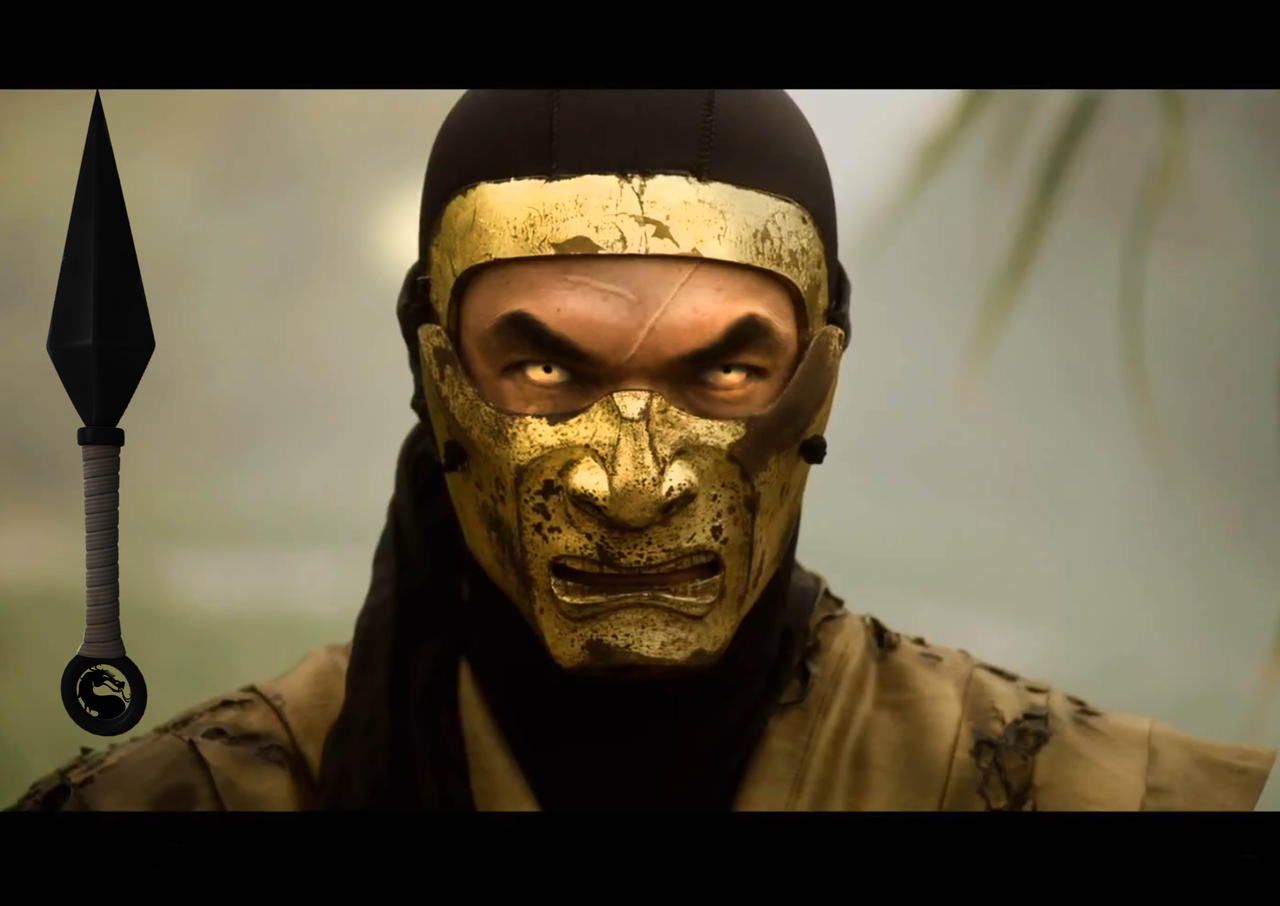 Scorpion - Mortal Kombat Legacy II Cosplay by