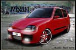 Fiat Seicento - Virtual Tuning by HobbyFotograf