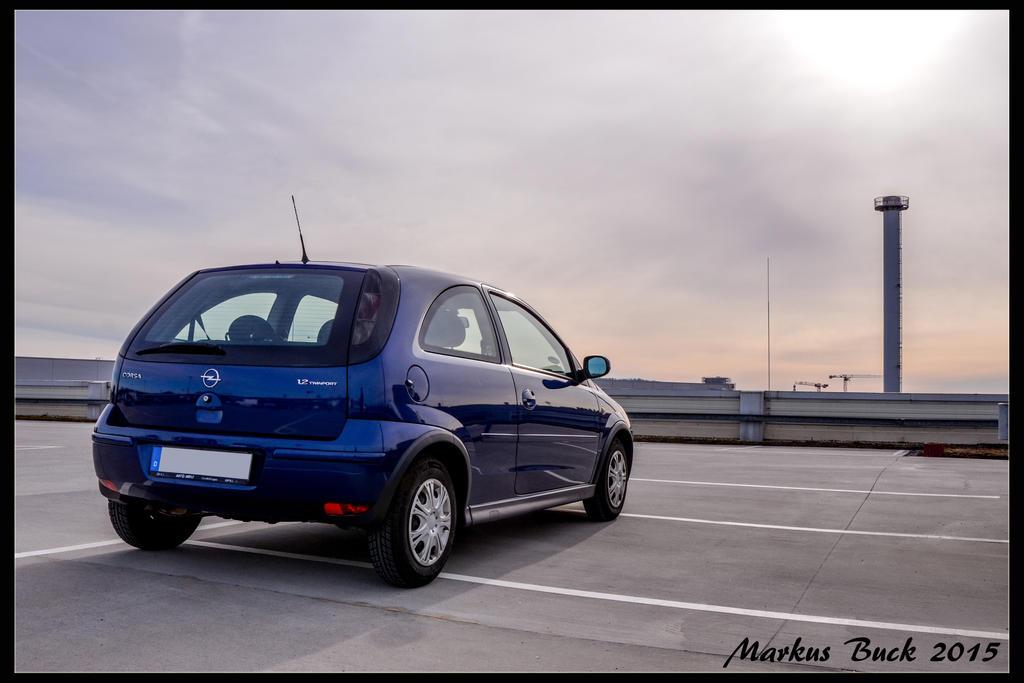 Opel Corsa by HobbyFotograf