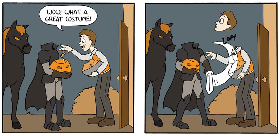 Halloween Lolz by ChaosKomori