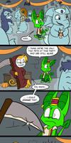 A Spooky Halloween- pt 4