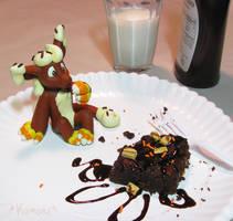 Chocolate Danger by ChaosKomori