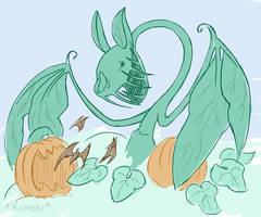 Monster Batkin by ChaosKomori