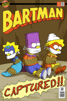 Commission- Bartman cover