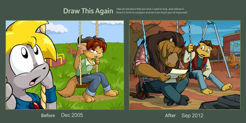 Draw Again- Playground Reality