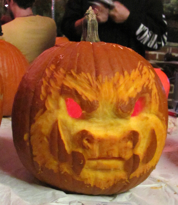 Pumpkin practice by ChaosKomori