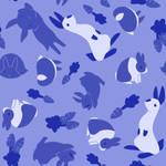 Bunny tile pattern