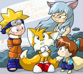 A Fox among Demons