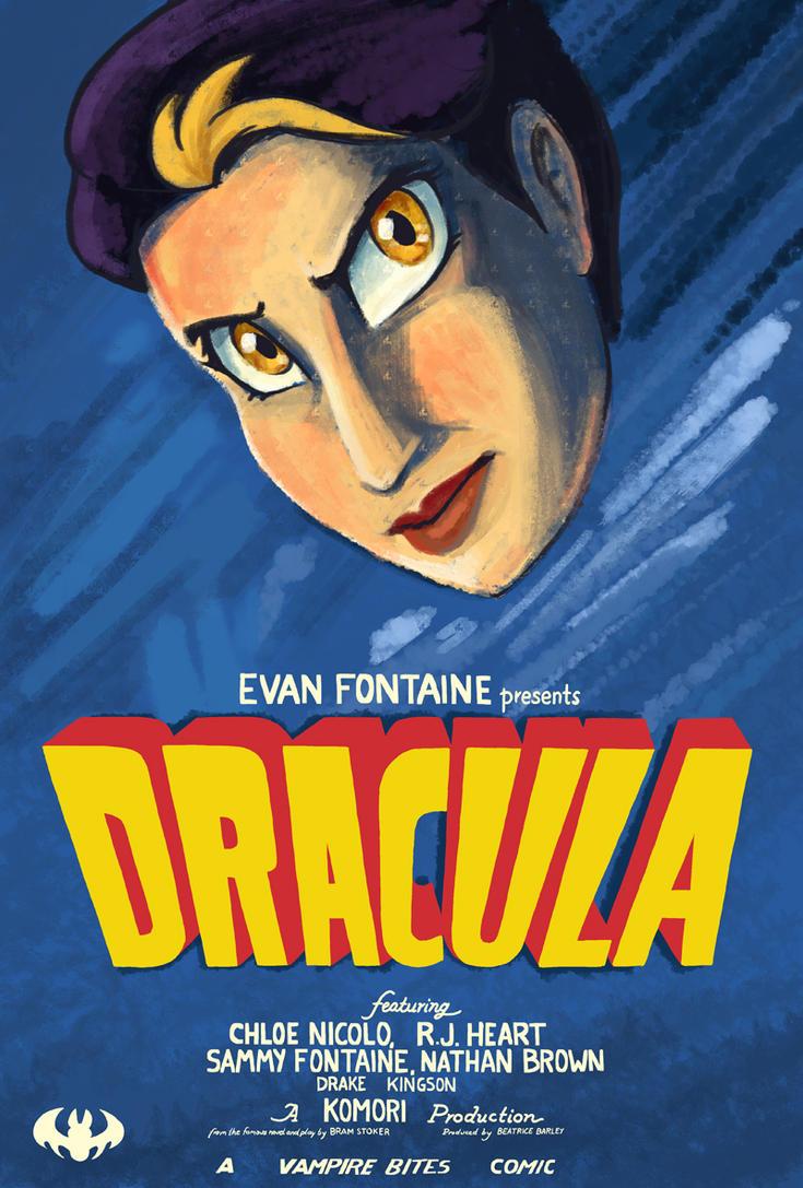 Dracula by ChaosKomori