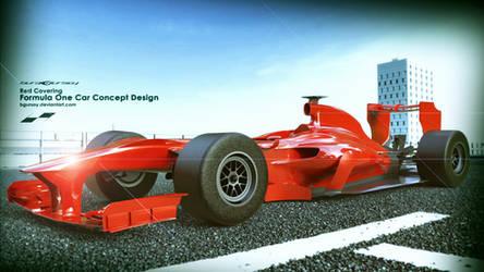 Mercedes F1 Car Concept Design * F6 by bgursoy