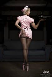 Soda Girl II by TRexChomp