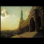 The Mosque of Islamic Center