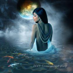 Bath Moon by sawjpsart-proj