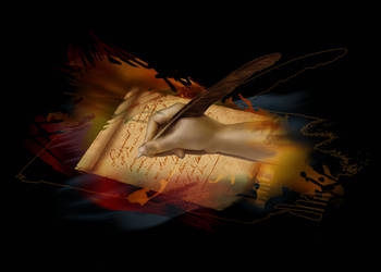 JOAN of ARC Letter to Henry VI, King of England by olga-idealist
