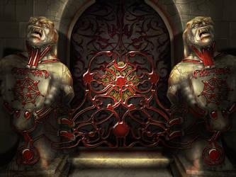 Demon blood by olga-idealist