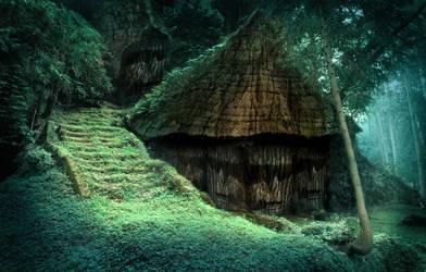 Mystic forest by olga-idealist
