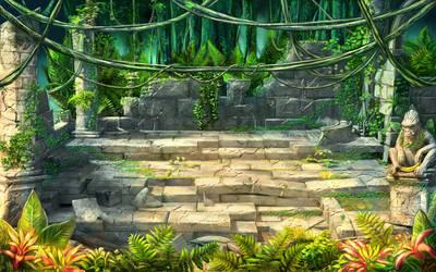 Jungle by olga-idealist