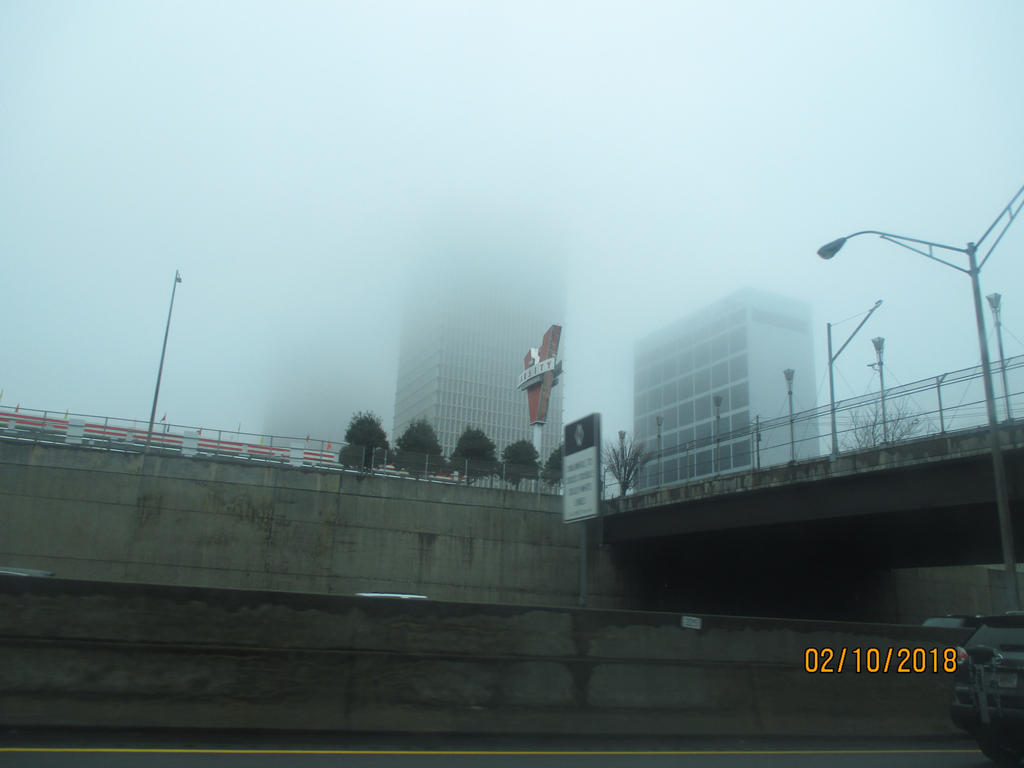 Atlanta After Rain by LoneWolf363