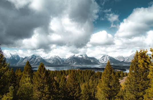 Grand Teton overview