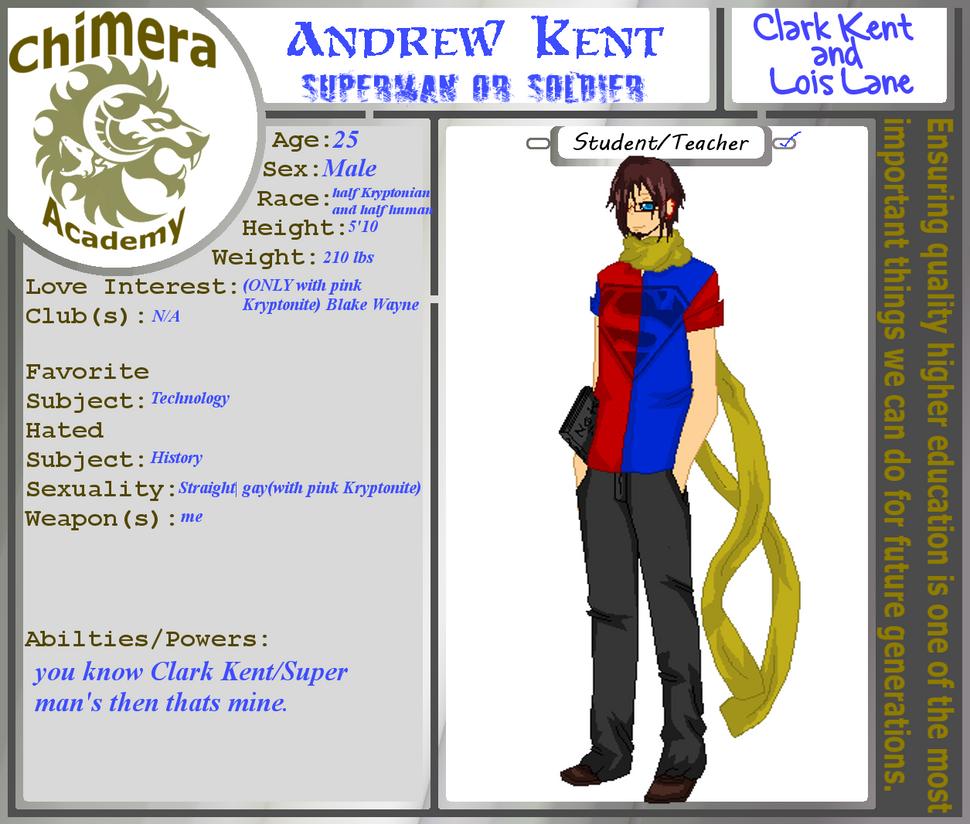 Andrew Kent's Chimera Academy app! by zZLazyWolfZz