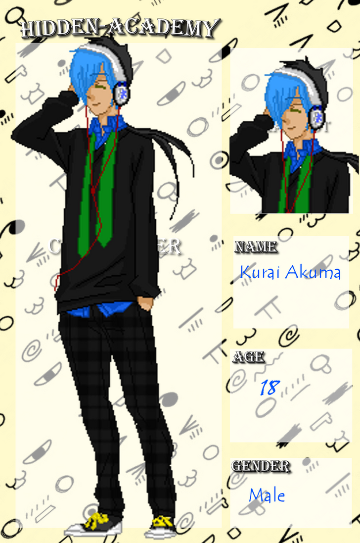 |Kurai Akuma|[updated] by zZLazyWolfZz