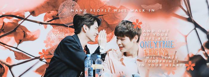 2019.May.2nd // ONG SEONGWOO - PARK JIHOON