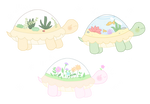 Glass Turtle ADOPTS [CLOSED]