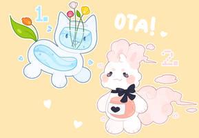 Adopts OTA - 2/2 OPEN by Mikafalala