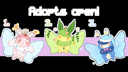 [CLOSED] Moth Adopts