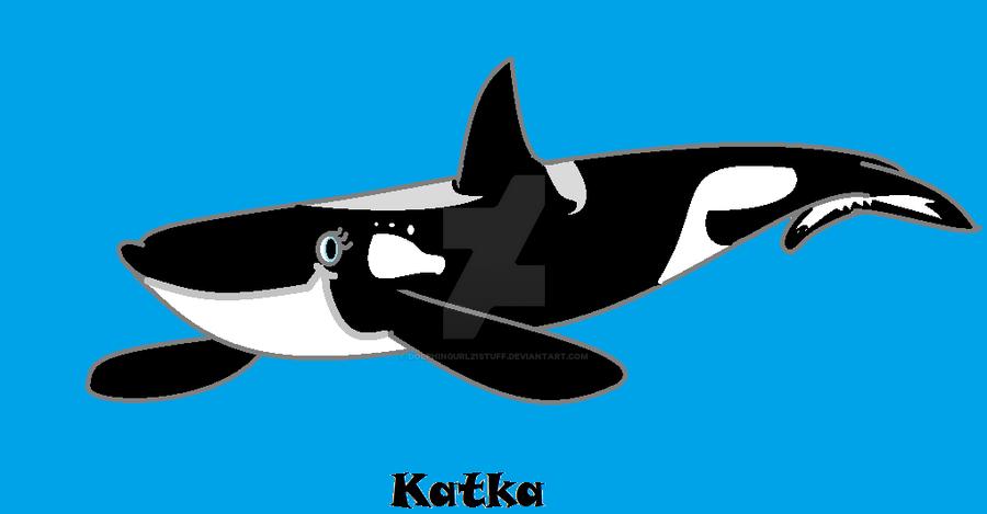 Katka-orca by Dolphingurl21stuff
