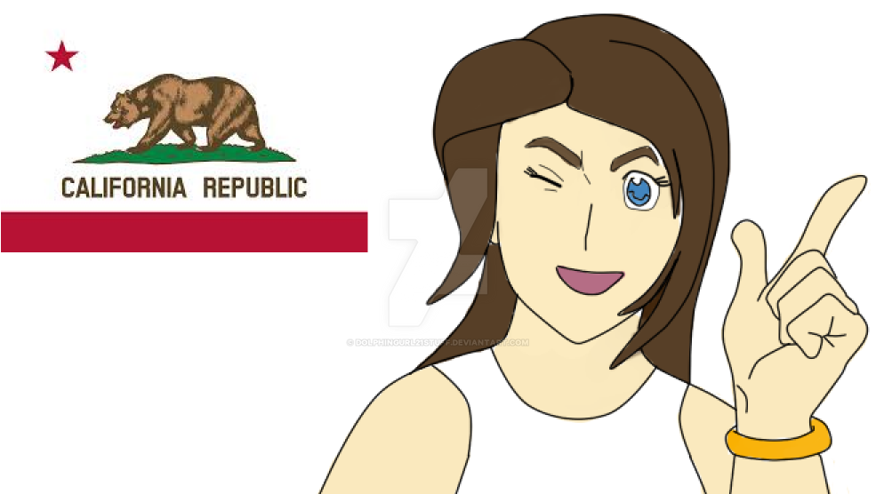 APH California by Dolphingurl21stuff