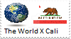 The world X Cali by Dolphingurl21stuff