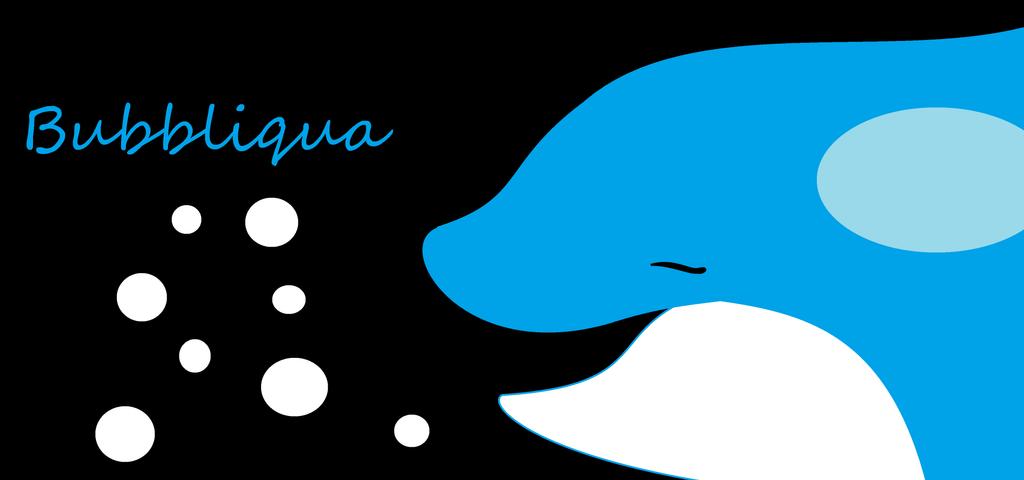 Bubbliqua Wallpaper by Dolphingurl21stuff