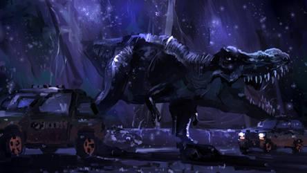 T-Rex by FaFpNd