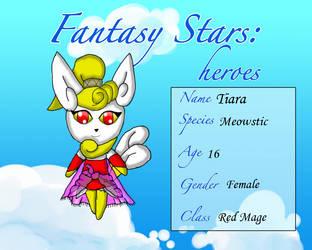 Tiara Meowstic by StardustLive5
