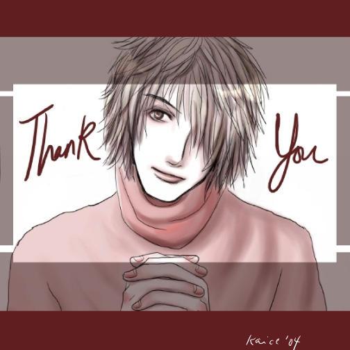 Thank You by kace353