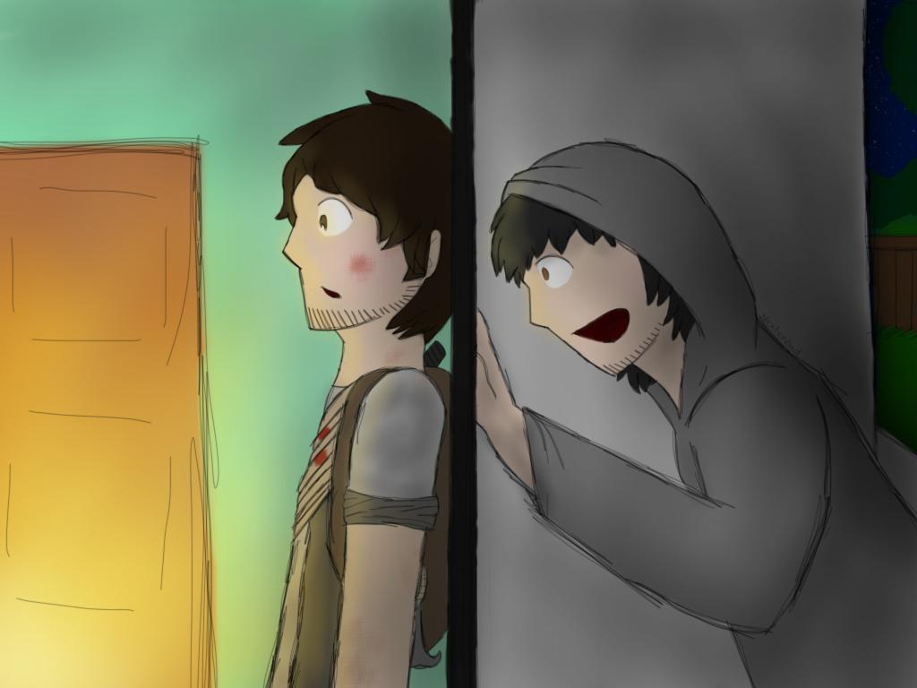 how to get a locked door open
