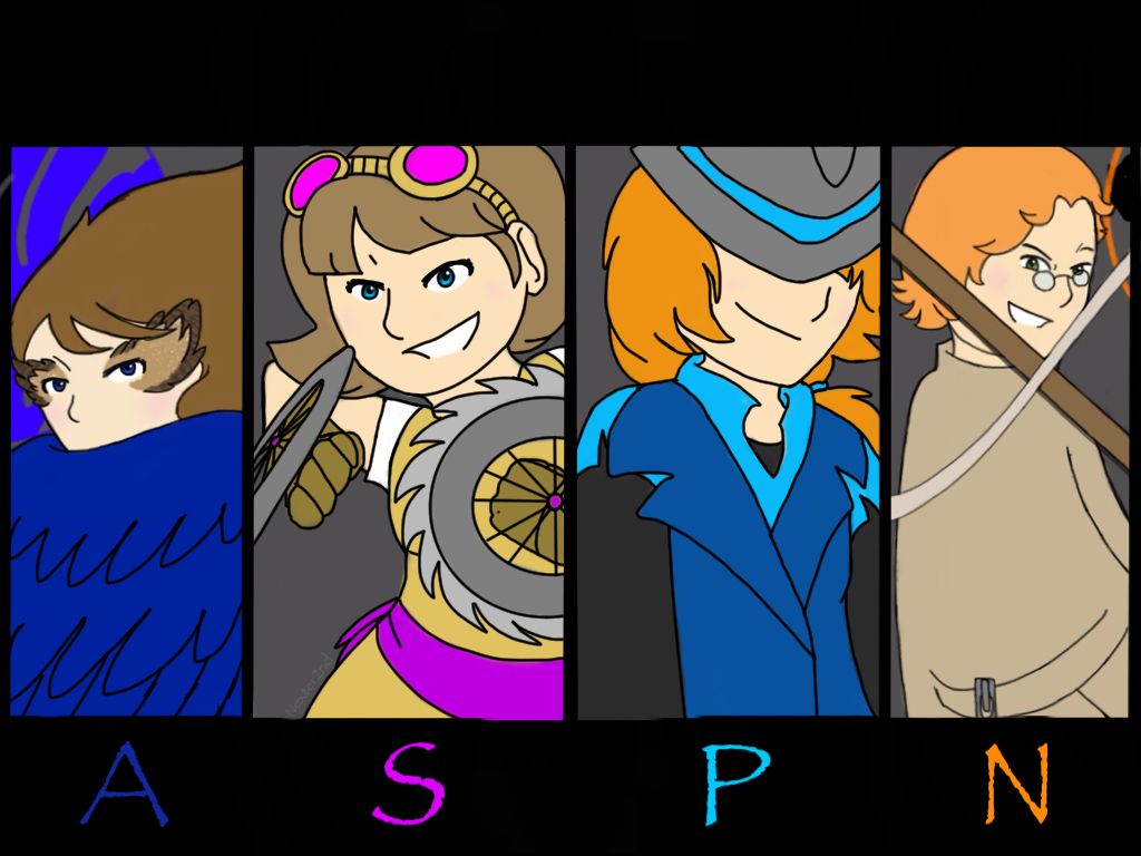 Team ASPN by nexter2nd